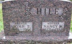 Nancy Mae <i>Rhodes</i> Hile