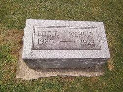 Eddie Wehrly