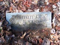 Herklee Allen Blackford