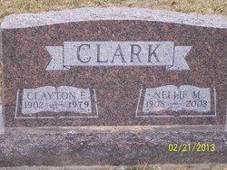 Clayton E Clark