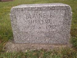 Blaine E. Shreeve