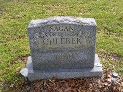 J. Christine <i>Sagan</i> Chlebek