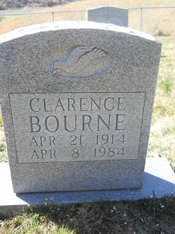 Clarence Bourne