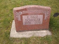 E. Dale Scholer
