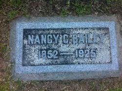 Nancy Catherine Bailey