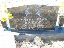 Cynthia Dawn Baker