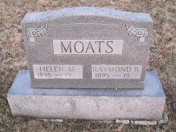 Helen M Moats