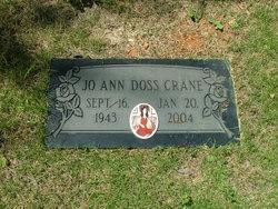 Jo Ann <i>Doss</i> Crane