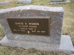 David E. Weber