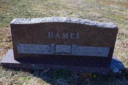 Hairl George <i>Washington</i> Hames
