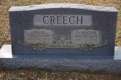 Norman Ellis Creech