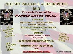 Sgt William Elliott Allmon