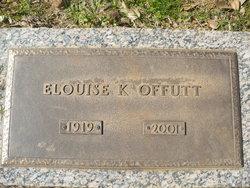 Nevelyn Elouise <i>Kellogg</i> Offutt