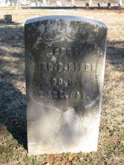 Sgt John D. Nixon