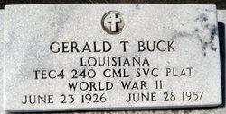 Gerald T. Buck
