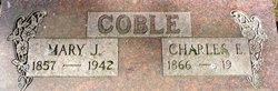 Charles Edward Coble