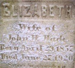 Elizabeth Wade