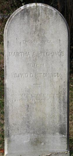 Martha Ann <i>Purcell</i> Hitchings