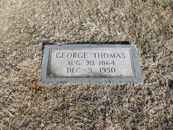 George Gustavus <i>Bentley</i> Thomas