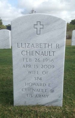 Elizabeth <i>Robinson</i> Chenault