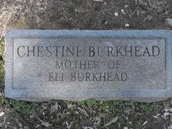 Chestine <i>Tisdale</i> Burkhead
