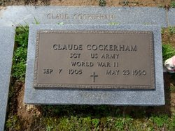Claude Thomas Tom Cockerham