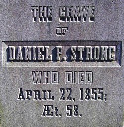 Daniel P Strong