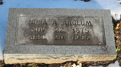 Nora Alice <i>Perryman</i> Anglum