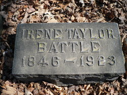 Martha Irene Jack <i>Taylor</i> Battle
