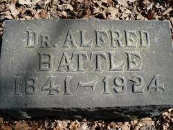 Dr Alfred Battle
