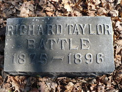 Richard Taylor Battle