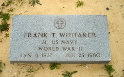 Franklin Thomas Whitaker