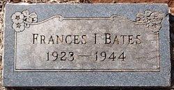 Frances Irene <i>Manning</i> Bates