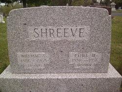 Ethel May <i>Wehrly</i> Shreeve