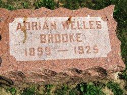 Adrian <i>Welles</i> Brooke