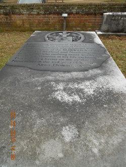 Maj Lewis Burwell, I