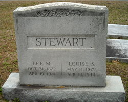 Louise M. <i>Speck</i> Stewart