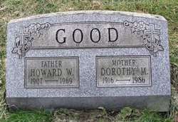 Dorothy Marie <i>Leasure</i> Good