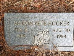 Marvin Pete Hooker