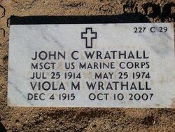 John Courtney Wrathall