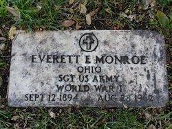 Everett Earl Monroe