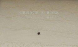 George E Bobb