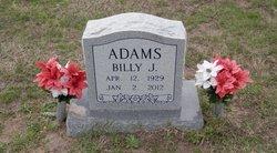 Billy John Adams