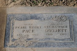 Pearl Henry Pace