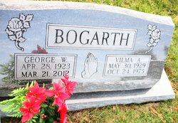 George W. Bud Bogarth