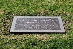 Mary Nathaniel <i>Knight</i> Eddington