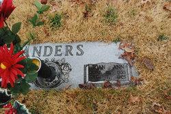 Joan Ann <i>Ward</i> Anders