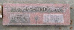 Edwin Griffith MacMurdo
