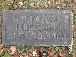 Henry Harrison Taylor