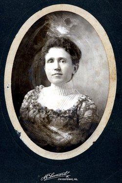 Eva Ellen <i>Frost</i> Newcomer